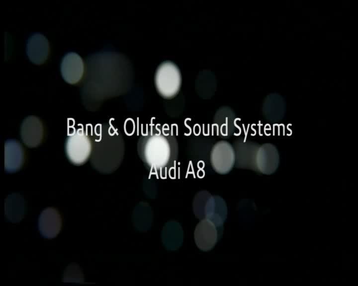 33-奥迪B&O音响