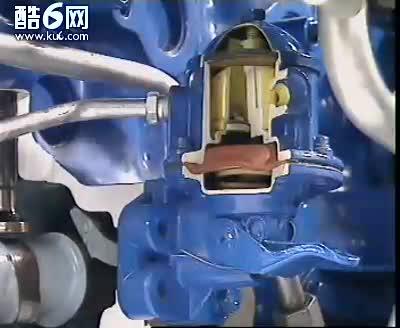 输油泵-柴油机