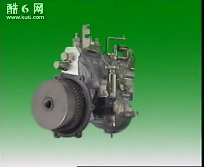 直列泵-柴油机
