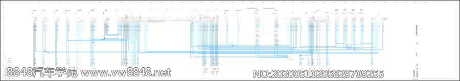 2012保时捷卡宴全车电路图( 5 ) 空调系统