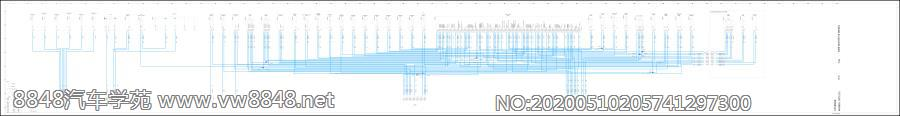 2012保时捷卡宴全车电路图(71N) V6 柴油发动机 DME(发动机侧)